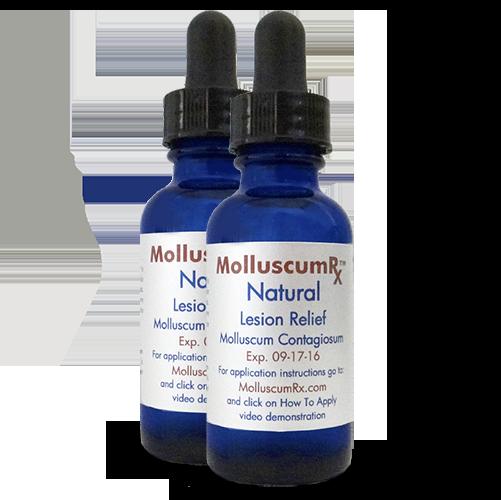 MolluscumRx - 2 Bottles