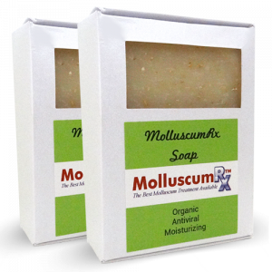 MolluscumRx Soap 2 Bars