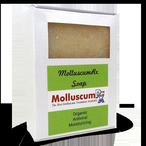MolluscumRx Soap